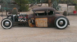 Rat Car Wallpaper Download Free