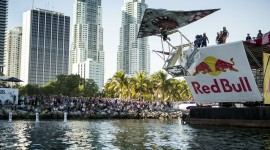 Red Bull Flugtag Desktop Wallpaper HD