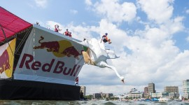 Red Bull Flugtag Wallpaper Background