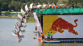 Red Bull Flugtag Wallpaper Full HD