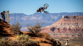 Red Bull Rampage Best Wallpaper