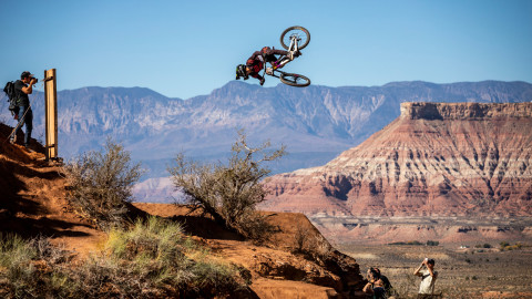 Red Bull Rampage wallpapers high quality