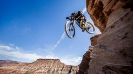 Red Bull Rampage Desktop Wallpaper Free