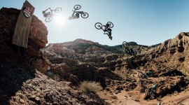 Red Bull Rampage Desktop Wallpaper HD