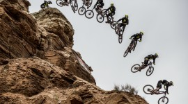 Red Bull Rampage Wallpaper Download Free