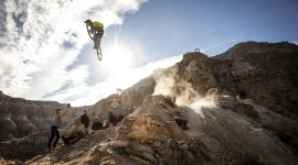 Red Bull Rampage Wallpaper For Desktop