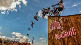 Red Bull Rampage Wallpaper For PC
