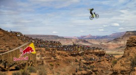 Red Bull Rampage Wallpaper Free