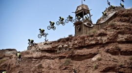 Red Bull Rampage Wallpaper Full HD