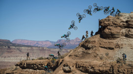 Red Bull Rampage Wallpaper High Definition