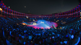 Red Bull X-Fighters Desktop Wallpaper Free