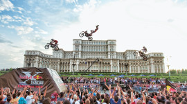 Red Bull X-Fighters Desktop Wallpaper HQ