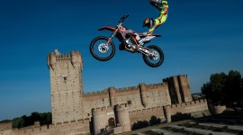 Red Bull X-Fighters High Quality Wallpaper