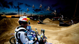 Red Bull X-Fighters Wallpaper Download