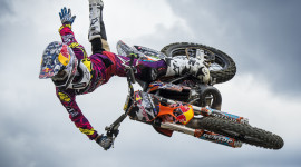 Red Bull X-Fighters Wallpaper High Definition
