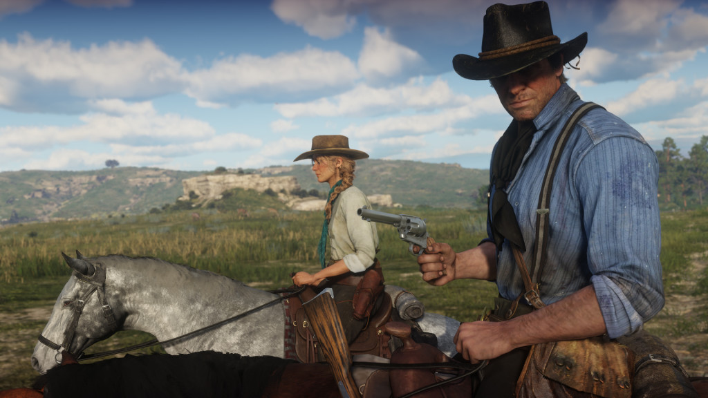 Red Dead Redemption 2 wallpapers HD