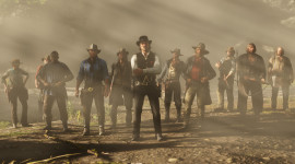 Red Dead Redemption 2 Wallpaper#2