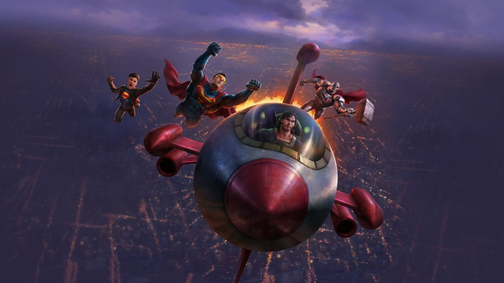 Reign Of The Supermen wallpapers HD