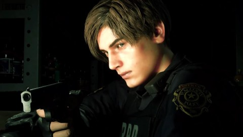 Resident Evil 2 wallpapers high quality