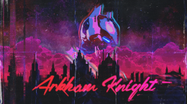 Retrowave High Quality Wallpaper