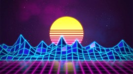 Retrowave Wallpaper Gallery
