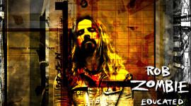 Rob Zombie Desktop Wallpaper HD