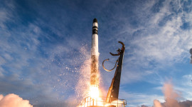 Rocket Launch High Quality Wallpaper