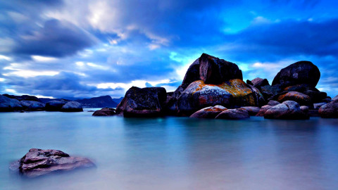 Rocky Beach wallpapers high quality