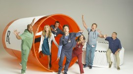 Scrubs TV Show High Quality Wallpaper