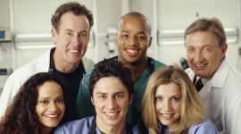 Scrubs TV Show Wallpaper Free
