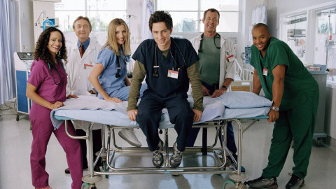 Scrubs TV Show wallpapers high quality