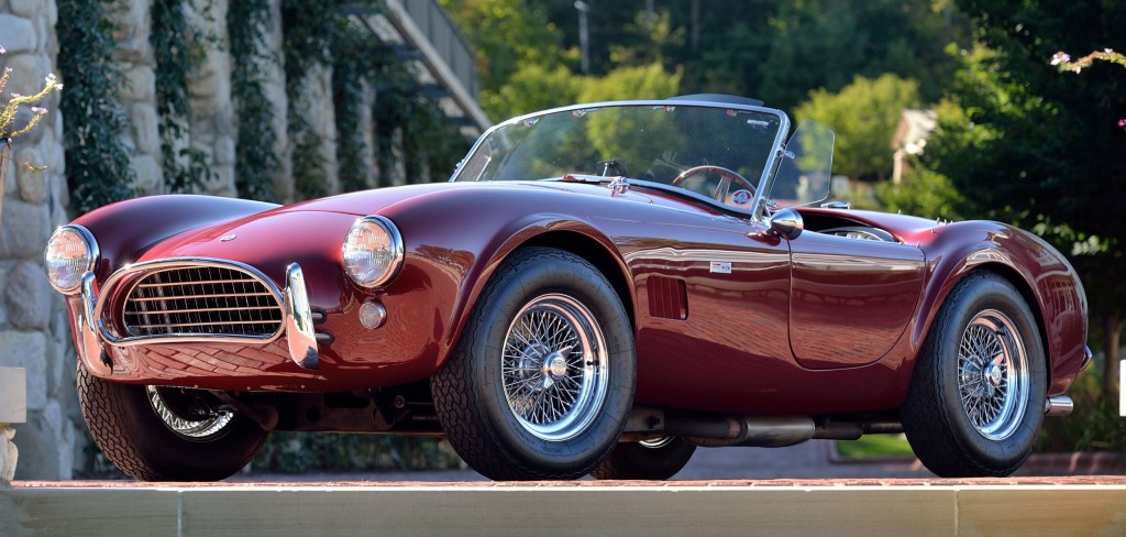 Shelby Cobra 289 wallpapers HD