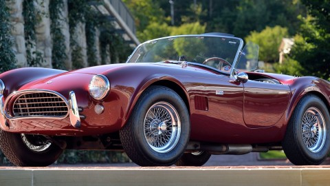 Shelby Cobra 289 wallpapers high quality