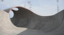 Skate Park Desktop Wallpaper