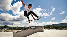 Skate Park Desktop Wallpaper Free