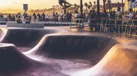 Skate Park Wallpaper