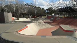 Skate Park Wallpaper Full HD