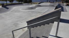 Skate Park Wallpaper HD