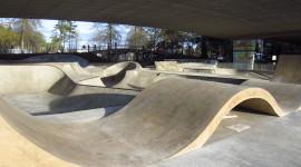 Skate Park Wallpaper HQ