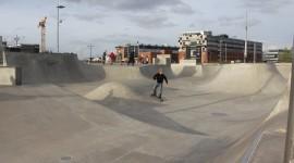 Skate Park Wallpaper High Definition