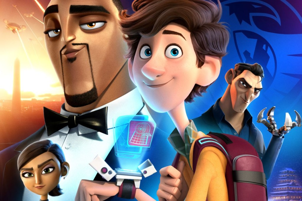 Spies In Disguise wallpapers HD
