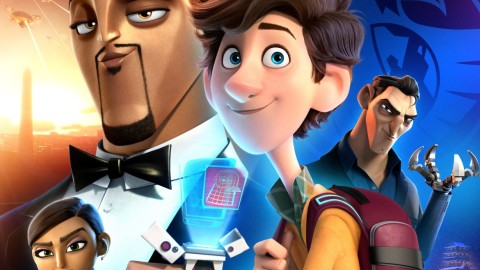 Spies In Disguise wallpapers high quality