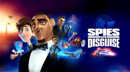 Spies In Disguise Wallpaper Gallery