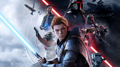 Star Wars Jedi Fallen Order wallpapers high quality