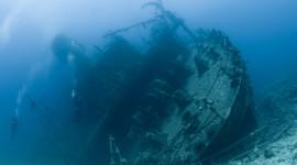 Sunken Ships Desktop Wallpaper HD