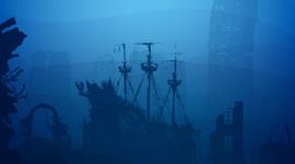 Sunken Ships Wallpaper For Desktop
