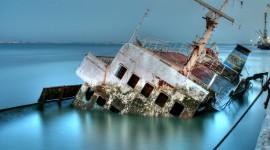 Sunken Ships Wallpaper Gallery