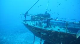 Sunken Ships Wallpaper High Definition