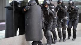 Swat Police Desktop Wallpaper