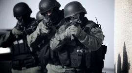 Swat Police Desktop Wallpaper Free